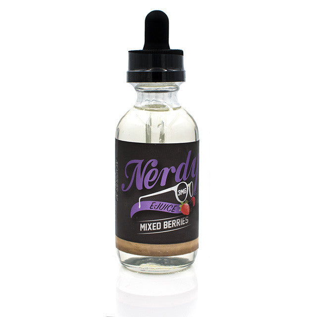 NERDY | Mixed Berry Eliquid 100ML