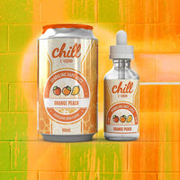Orange Peach 60ML | Chill eLiquid by Naked 100