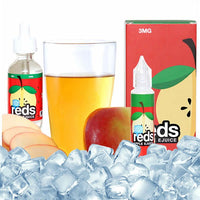Reds Apple Iced 60ML | Vape 7 Daze