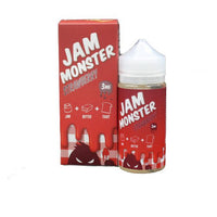 Strawberry 100ML | Jam Monster eLiquid