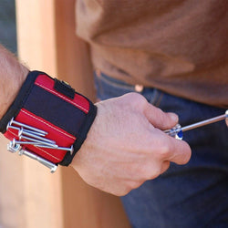 Adjustable Magnetic Tool WristBand-Supplies 4 Life