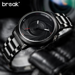 BREAK Camera Lens Watch-Supplies 4 Life