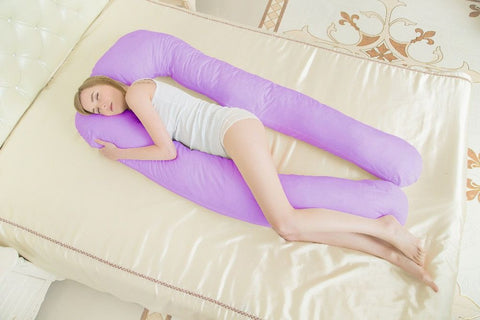 Comfort-U Total Body Support Pillow-Supplies 4 Life