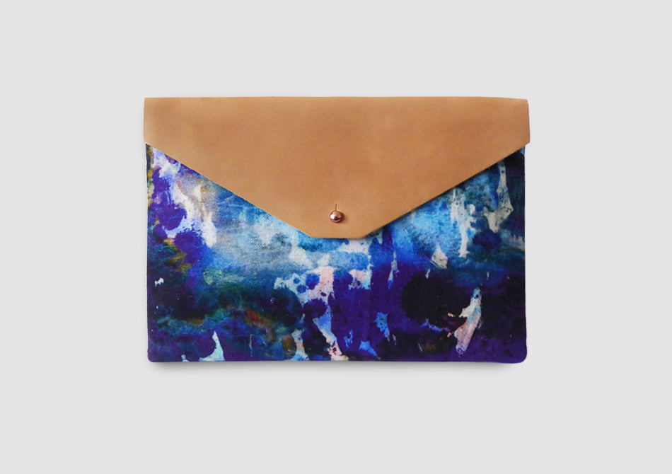 Alvida Envelope Clutch Bag