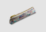 Iridescent patterned pencil case, Samantha Warren
