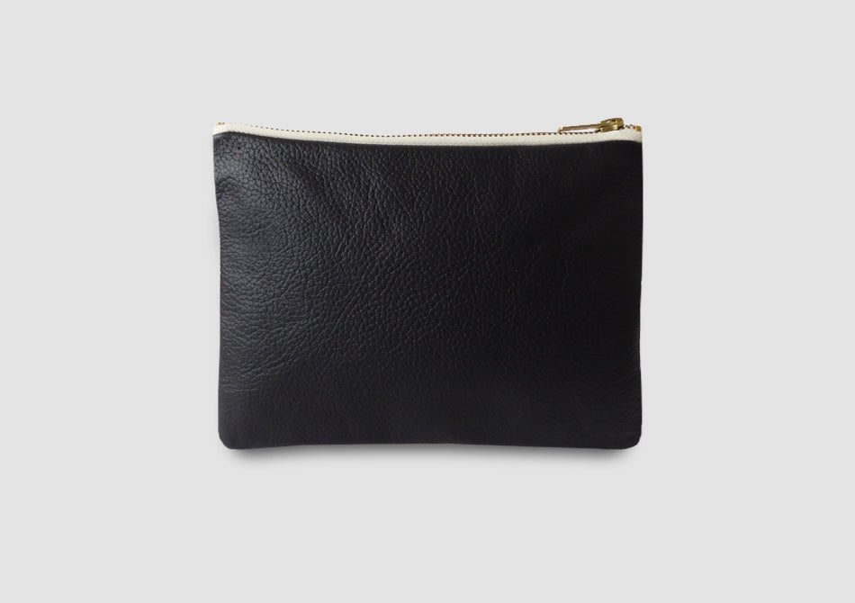 Clara Silk and Leather Bag
