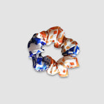 Ornate Silk Scrunchie