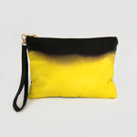 Canary Yellow Natural Hand-dyed Bag