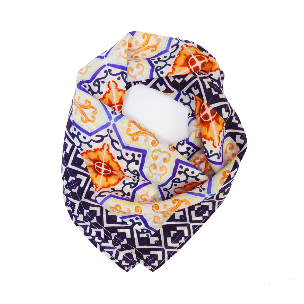 Catalina Silk Scarf (was £65) - Samantha Warren