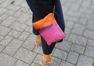 Fuchsia Pink Bag