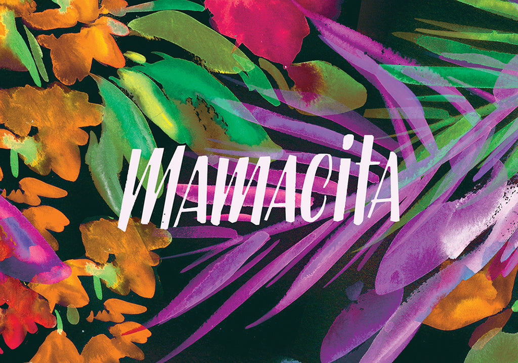 Mamacita Downloadable Card