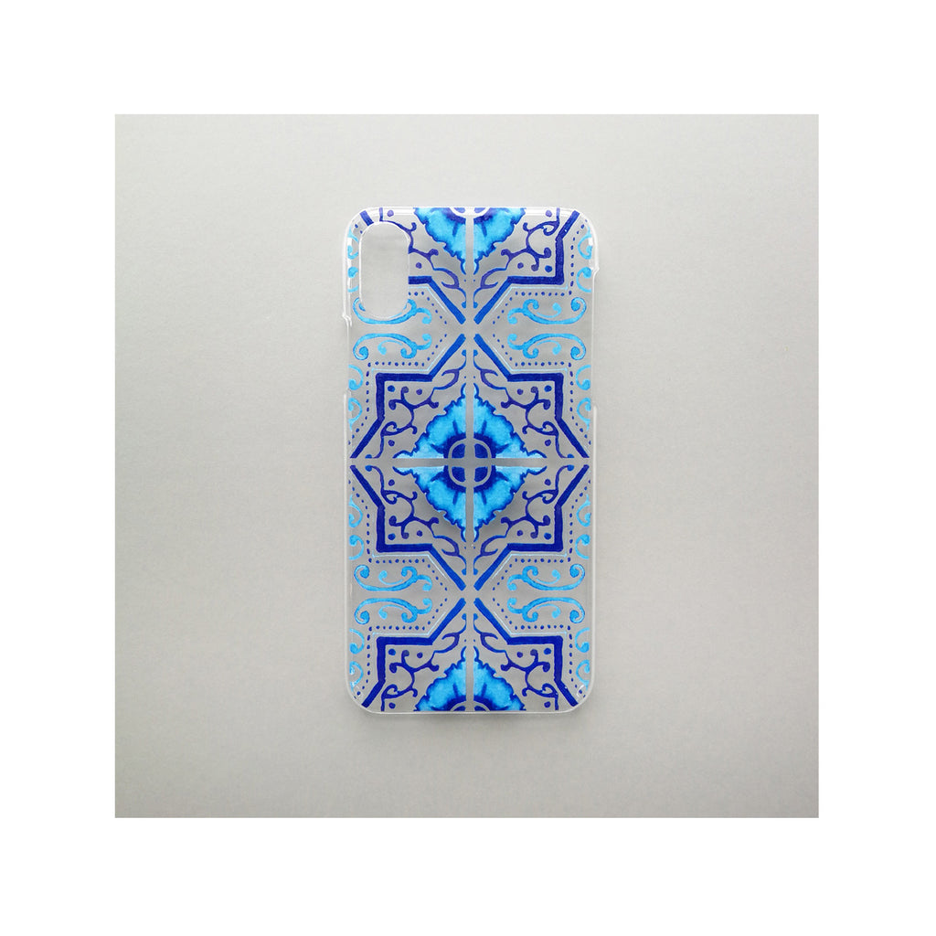Ornate Tile Phone Case