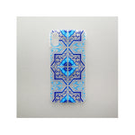 Portuguese blue tile print iPhone case by Samantha Warren