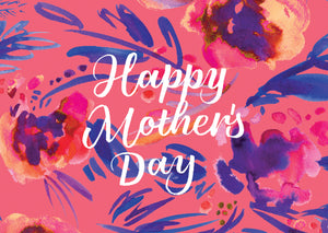 Happy Mother's Day Downloadable Card