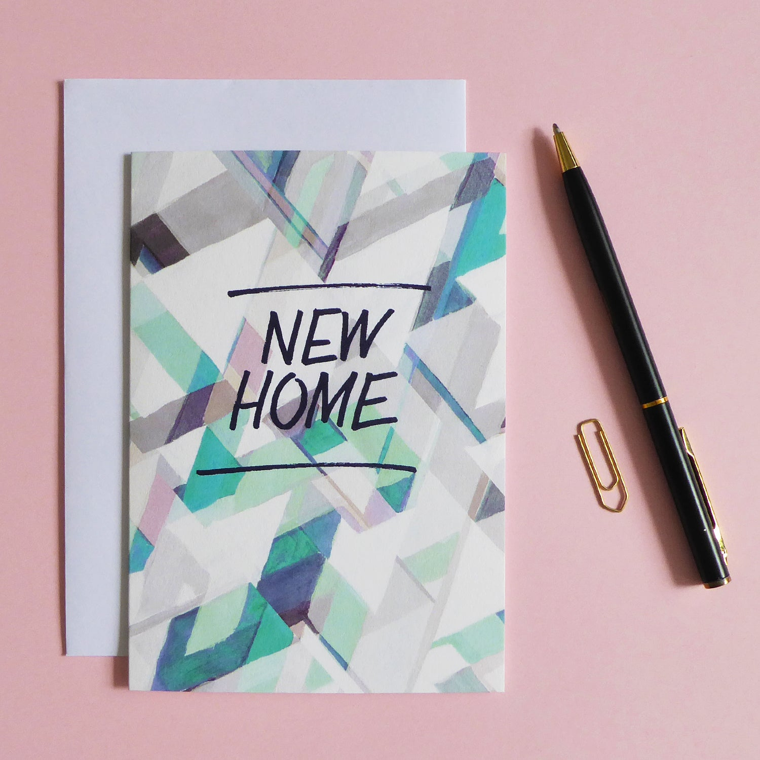 New Home Card - Samantha Warren