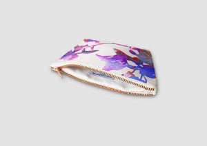 Multicoloured floral bag