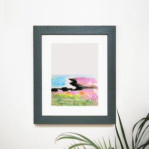 Scottish Coastal Print