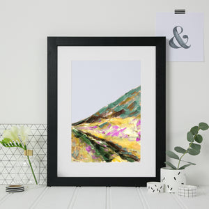 Scottish Valley Print