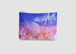 Tropical print clutch bag Samantha Warren