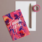 Thank You Card - Samantha Warren