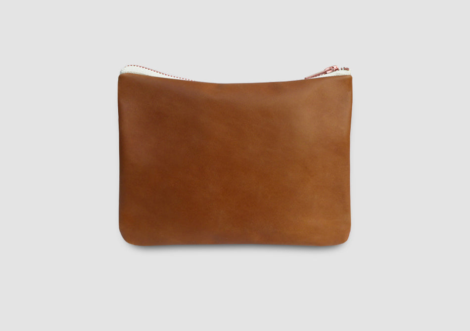 Tan leather bag Samantha Warren