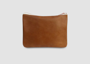 Brown leather bag Samantha Warren