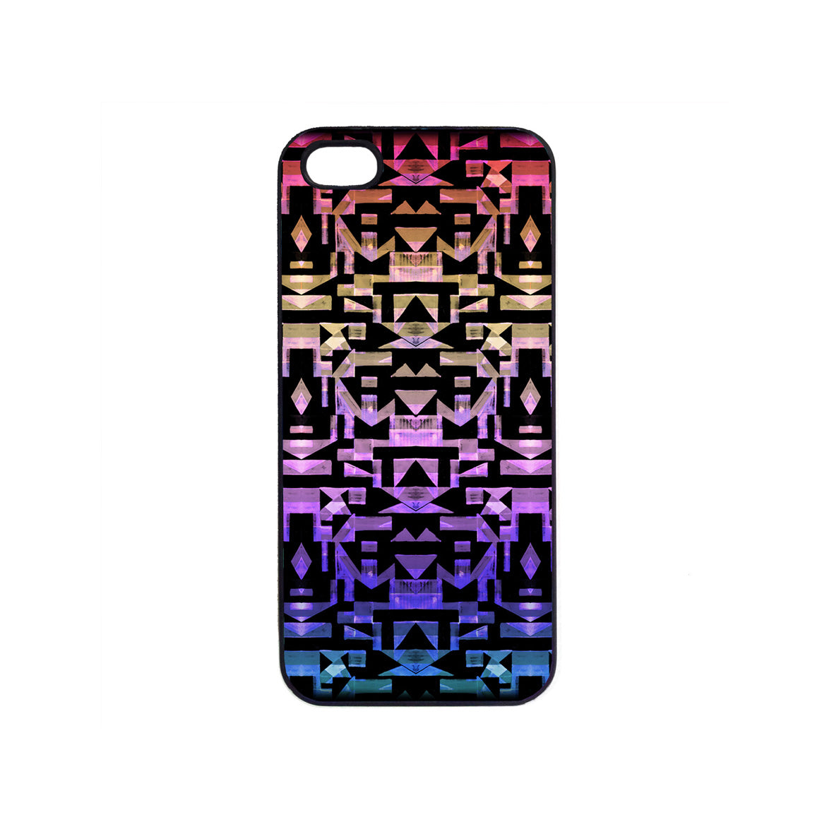 Multicoloured Geometric phone cover