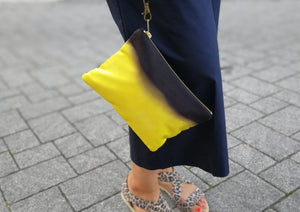 Canary Yellow Bag