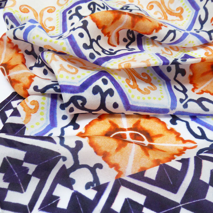 Catalina Silk Scarf