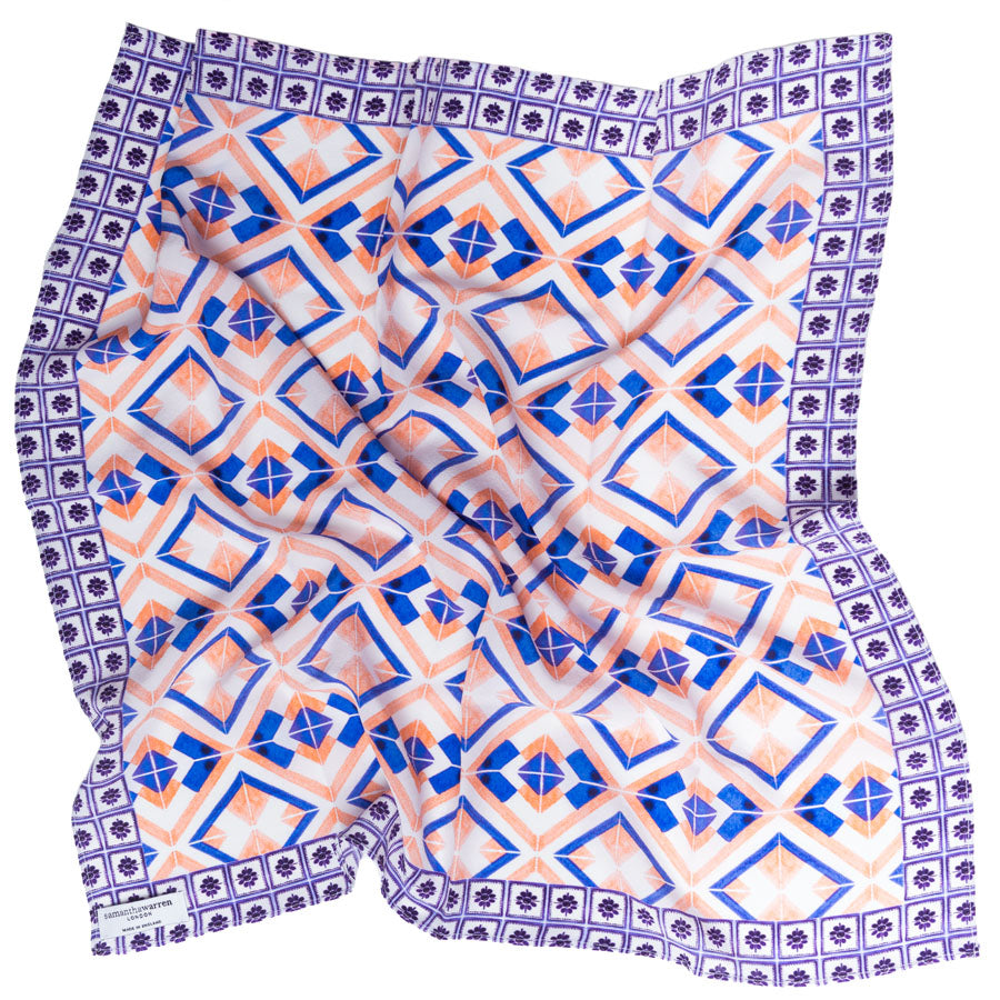 Estella Silk Scarf