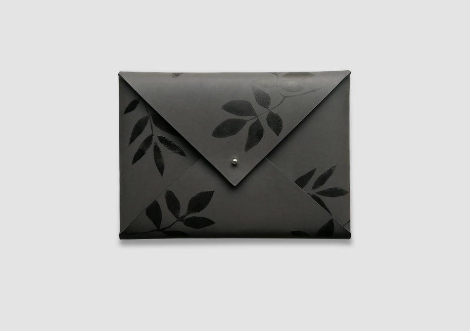 Twilight Leather iPad Case - Samantha Warren