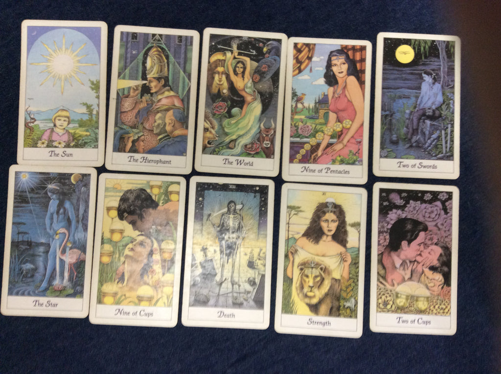 #YYC  🔮 🙋 #Tarot #Personal Growth 🔮