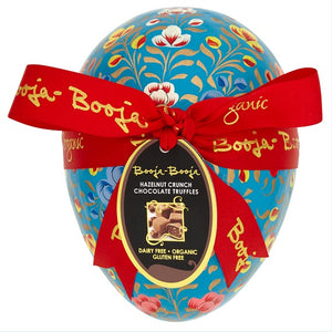 Booja Booja Hazlenut Crunch Chocolate Truffles Easter Egg - Large
