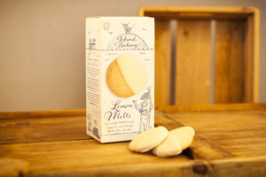 Organic Lemon Melt Biscuits - Island Bakery