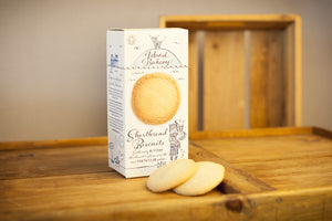 Organic Shortbread Biscuits - Island Bakery