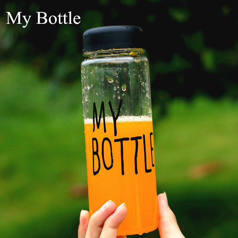 My Bottle 500 ml Sport Water Bottle