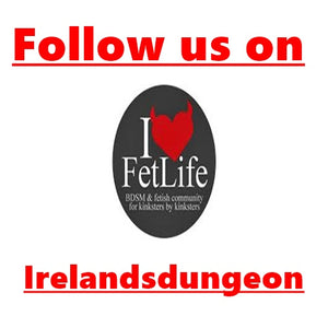 Come view irelandsdungeon kink shop on fetlife