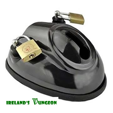 ExoBelt V1 Male Chastity Device - irelandsdungeon  wedobondage- irelandsdungeon  Silicone Male Chastity Cages-bdsm gear