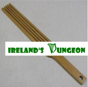 Kinky Old Wooden Dublin BDSM Paddle - irelandsdungeon  wedobondage- irelandsdungeon  Wooden Spanking Paddles-bdsm gear