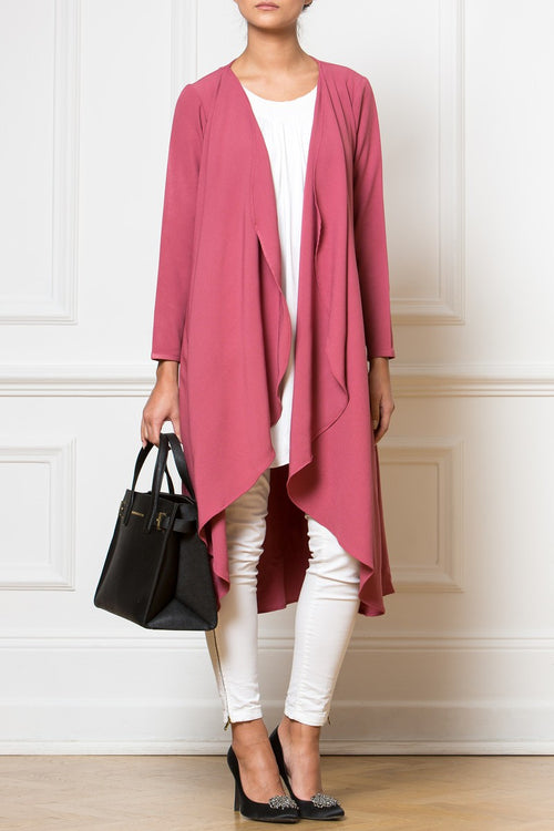 Waterfall Draped Jacket
