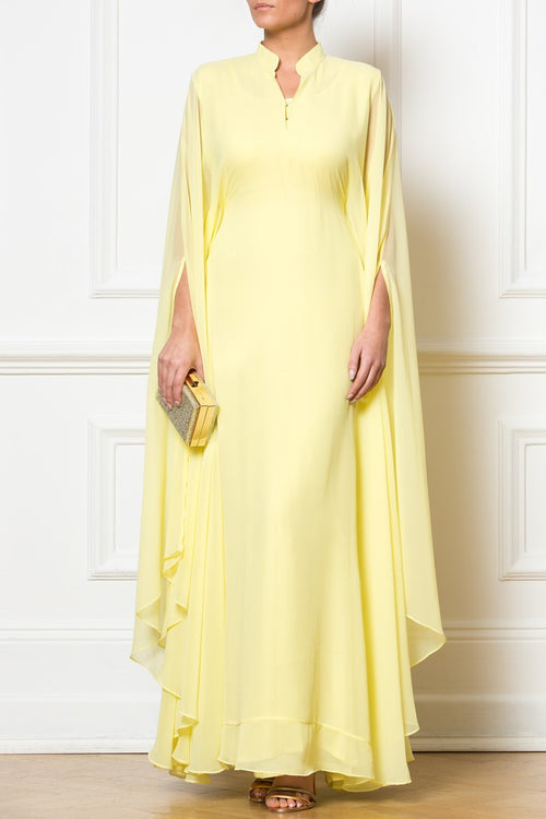 Maxi Lemon Kaftan