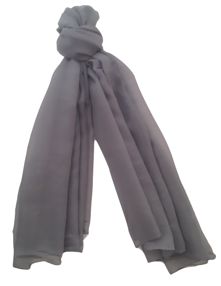 Smoky Grey Hijab