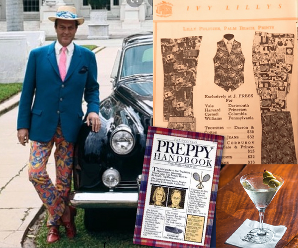 Springtime for J. Press and American Style