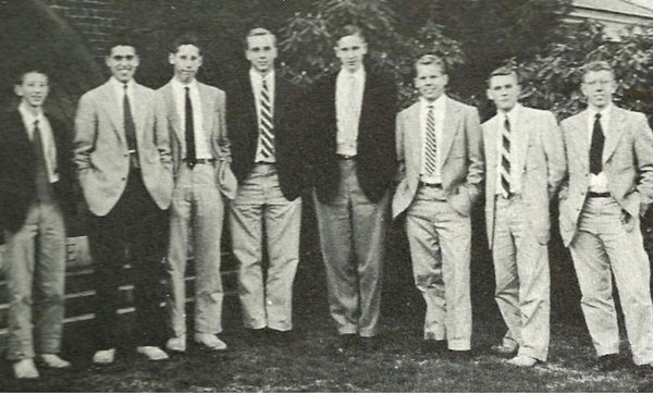 Prep School In The 1950s