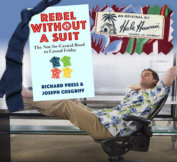 Rebel Without A Suit