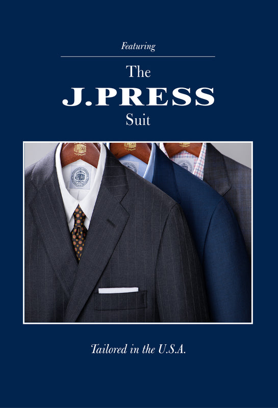 f48f71118 J.PRESS | Collection of Men's Suits, Coats, Trousers, Dress Shirts...