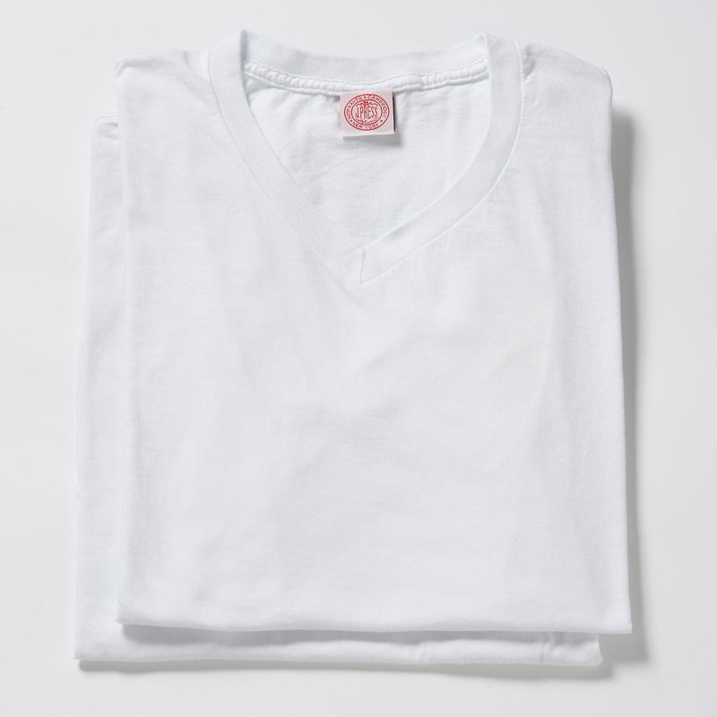 V-NECK T-SHIRTS (SET OF 2)