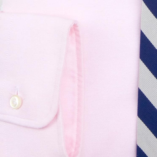 PINK OXFORD W/ FLAP POCKET