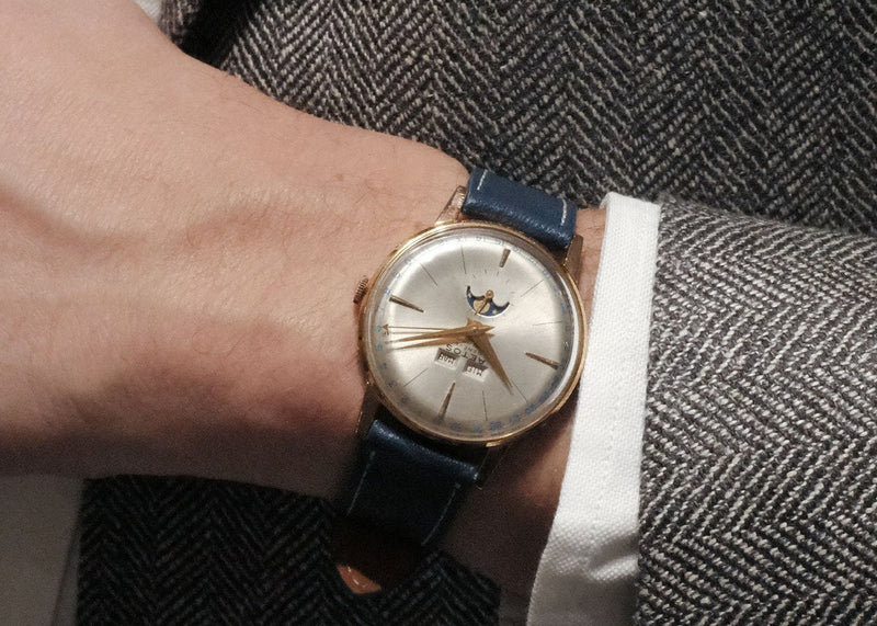AETOS Triple Date Moonphase