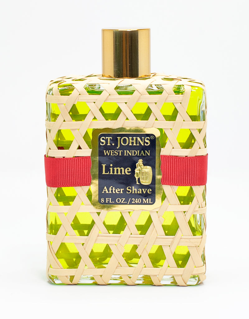 WEST INDIAN LIME AFTER SHAVE
